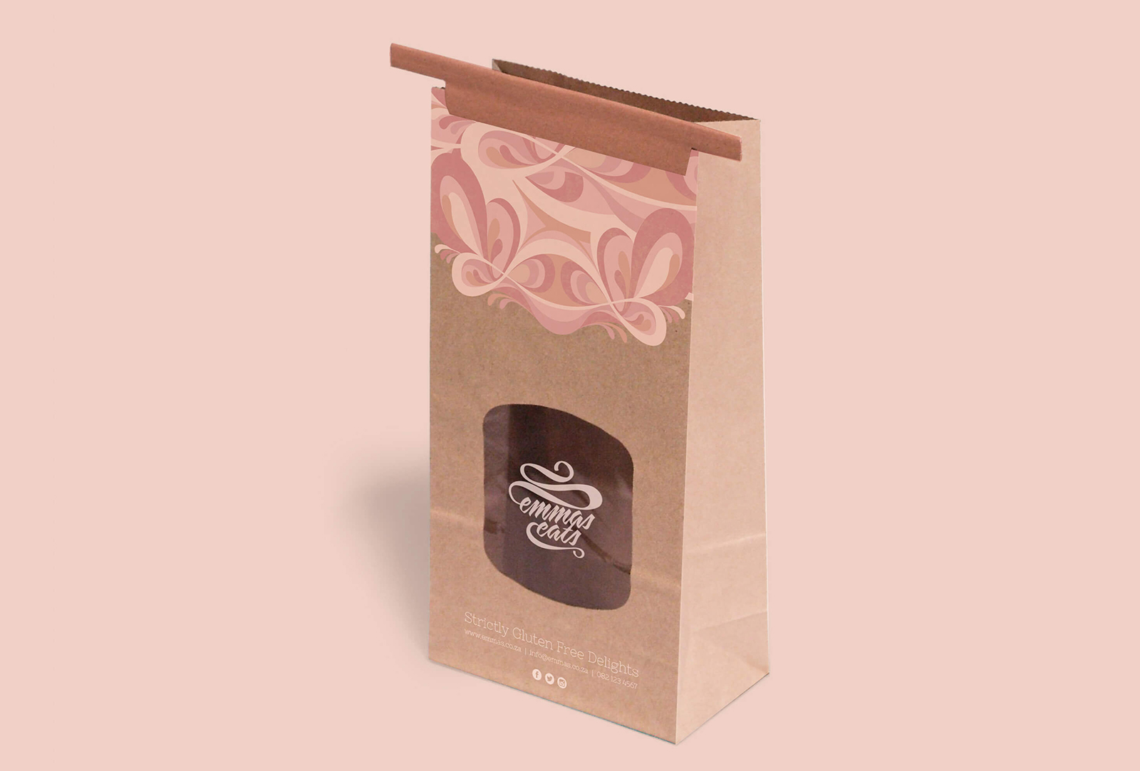 Emma's Eats - Cupcake Bag