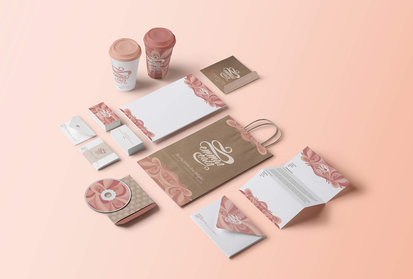 Emma's Eats - Stationery