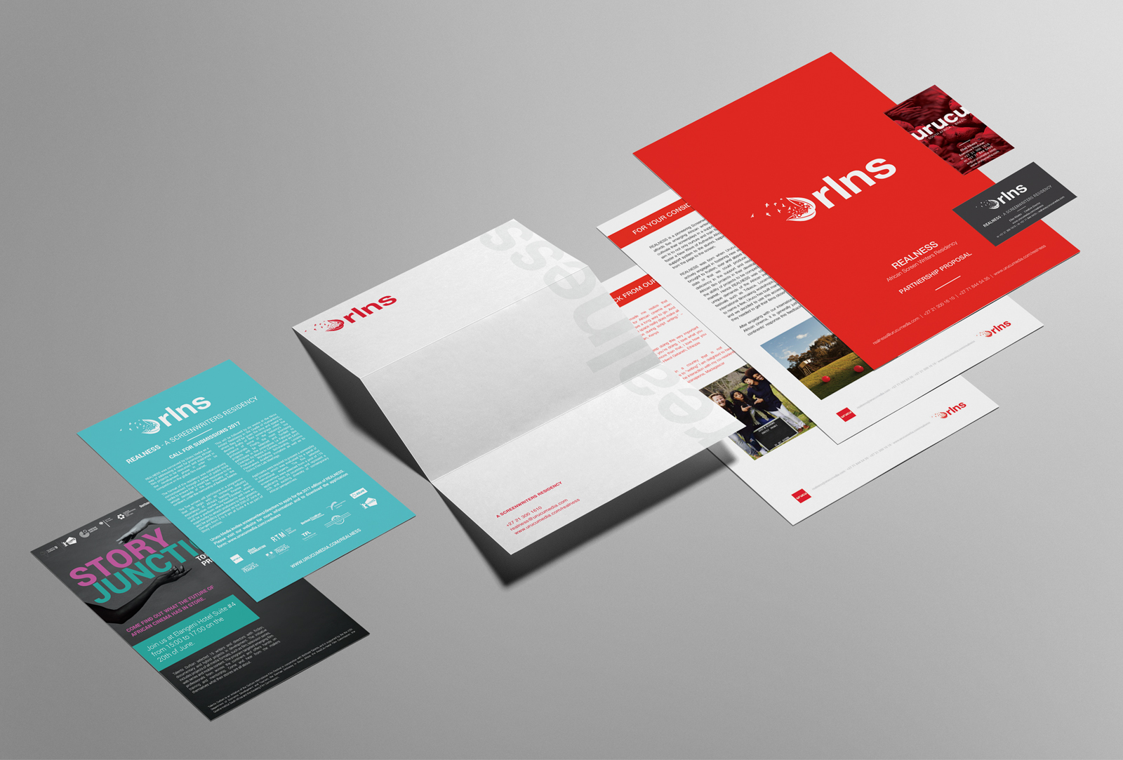 Uric Media - Stationery, Document Setting, Flyers, Letterhead and Business Cards